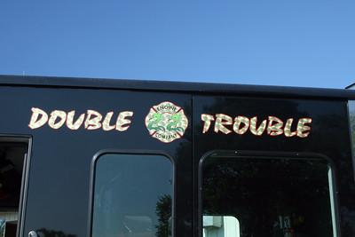 SHARON FD DOUBLE TROUBLE