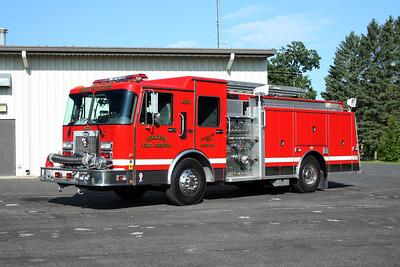 SHARON FD ENGINE 4020  SPARTAN-GENERAL