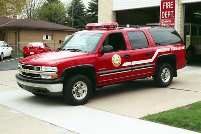 APPLETON   COMMAND CAR