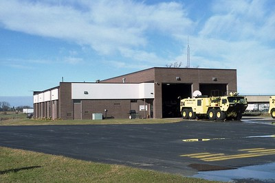 WITTMAN FIELD  OSHKOSH,WI  ARFF STATION