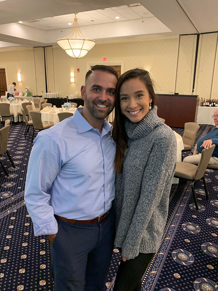 Jason and Erin Posnik of Merrimack, N.H.