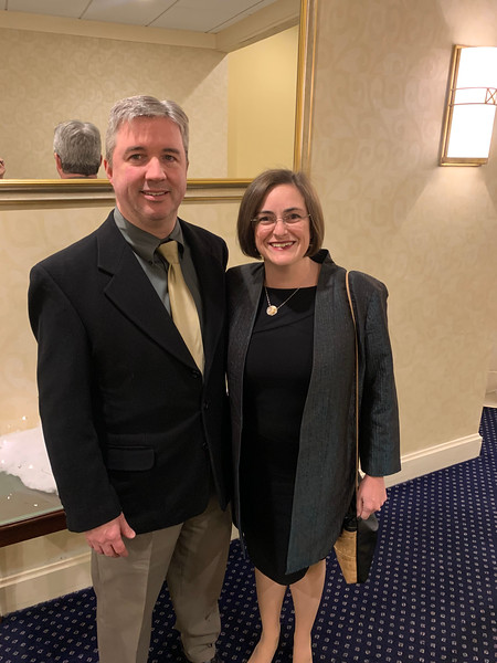 Stephen and Christine Reich of North Andover