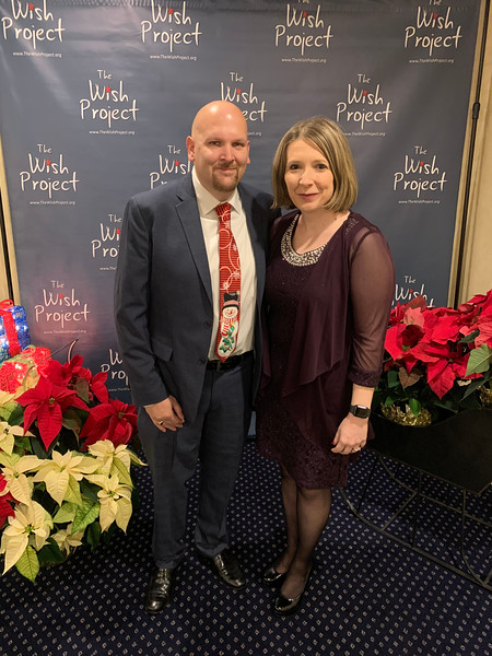 Steve Robinson and Angela Kulesza, both of Lowell