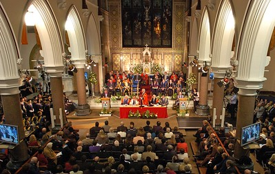Provision 251006 WIT graduation ceremony Wednesday 25th October, 2006.  PIC Bernie Keating/Provision