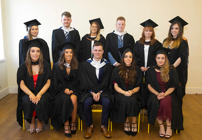 02/11/2017. Waterford Institute of Technology Conferring are the graduating class Bachelor of Science in Retail Managemant. Picture: Patrick Browne