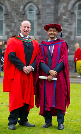 03/11/2017. Waterford Institute of Technology Conferring is Poudel Anup who was conferred a PhD.  Picture: Patrick Browne.