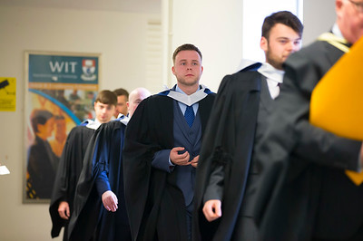 03/11/2017. Waterford Institute of Technology Conferring. Picture: Patrick Browne.