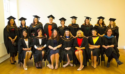 1/11/2017 Waterford Institute of Technology conferring ceremony. Higher diploma in Arts (Honours) in Early Childhood Studies. Photo;Mary Browne
