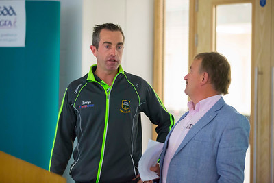 WIT holds event to honour 2016 All Ireland medal winning students. Pictured with Liam Spratt MC is Damien Young Backroom of the Tipperary Hurling Team. Picture: Patrick Browne  Waterford Institute of Technology's presence and influence across Gaelic Games at a national level in 2016 has been very noticeable. In total there are 32 past and present WIT students on the respective playing panels that won All Ireland medals in 2016 and a further 4 members on the backroom management teams.   To honour this huge achievement, WIT GAA Club is paying tribute to these 36 past members on securing these prestigious national titles on Monday 3 October, 6.30pm at the WIT Arena.   Along with the players, the prestigious cups, including the All Ireland Senior Hurling Cup- Liam McCarthy, the All Ireland Senior Camogie Cup- O'Duffy, The All Ireland Minor Cup and the All Ireland Under 21 Hurling Cup- James Nowlan, will be on show on the night.