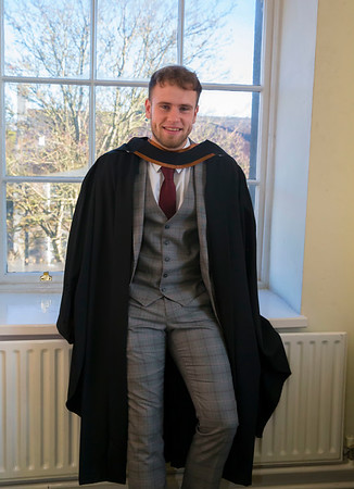 01/11/2018. Waterford Institute of Technology (WIT) Conferring Ceremonies 2018. Pictured is Eoghan Kearney, Kilmoganny, Kilkenny. Picture: Patrick Browne