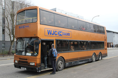 WJC Coaches Chapehall BIG9871 Cowcaddens Rd Glas 5 Mar 12