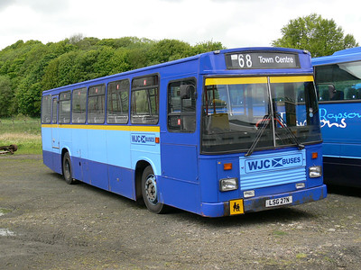 WJC Coaches Chapelhall LSG27N Lathalmond May 07