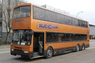 WJC Coaches Chapehall BIG9871 Cowcaddens Rd Glas 6 Mar 12