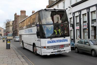 WJC Coaches Chapelhall LJZ6056 High St Dumbarton Mar 10