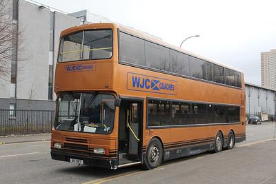 WJC Coaches Chapehall BIG9871 Cowcaddens Rd Glas 1 Mar 12