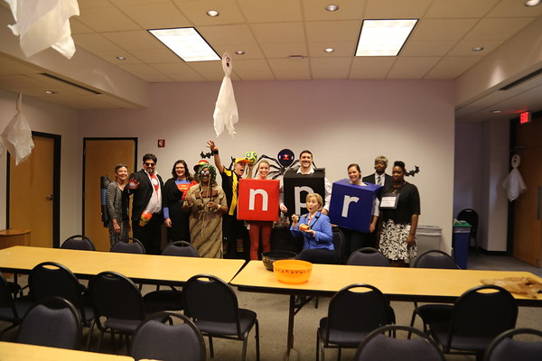 WJCT Halloween Party 2017