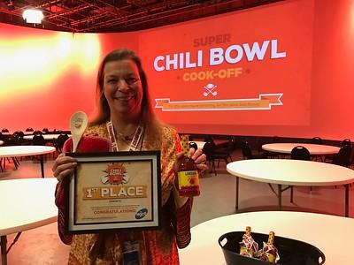 WJCT Super Chili Bowl Cook-off 2017