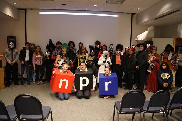 WJCT's Generation Listen: The Tale-Tale Halloween Party
