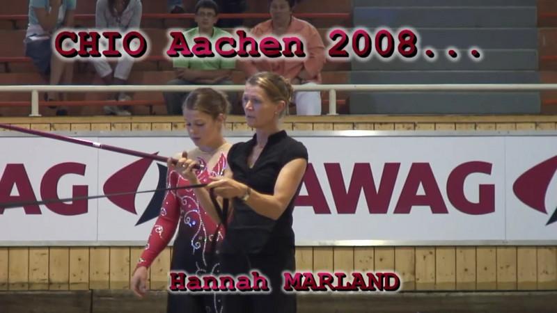 MARLAND, Hannah