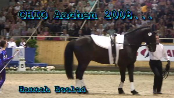 CHIO Aachen 2008 filmpjes