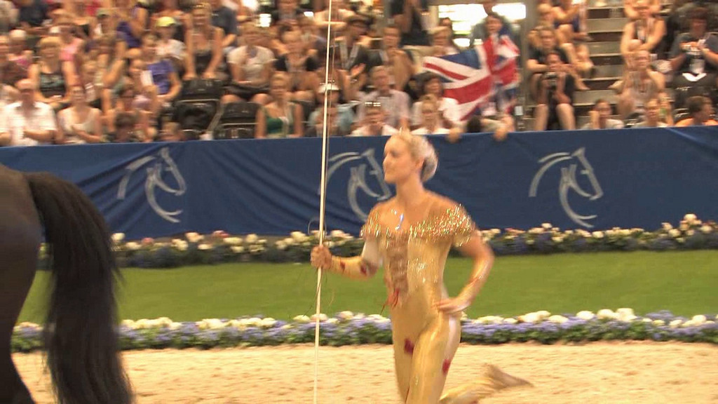 GBR- Joanne Eccles Saturday-Freestyle