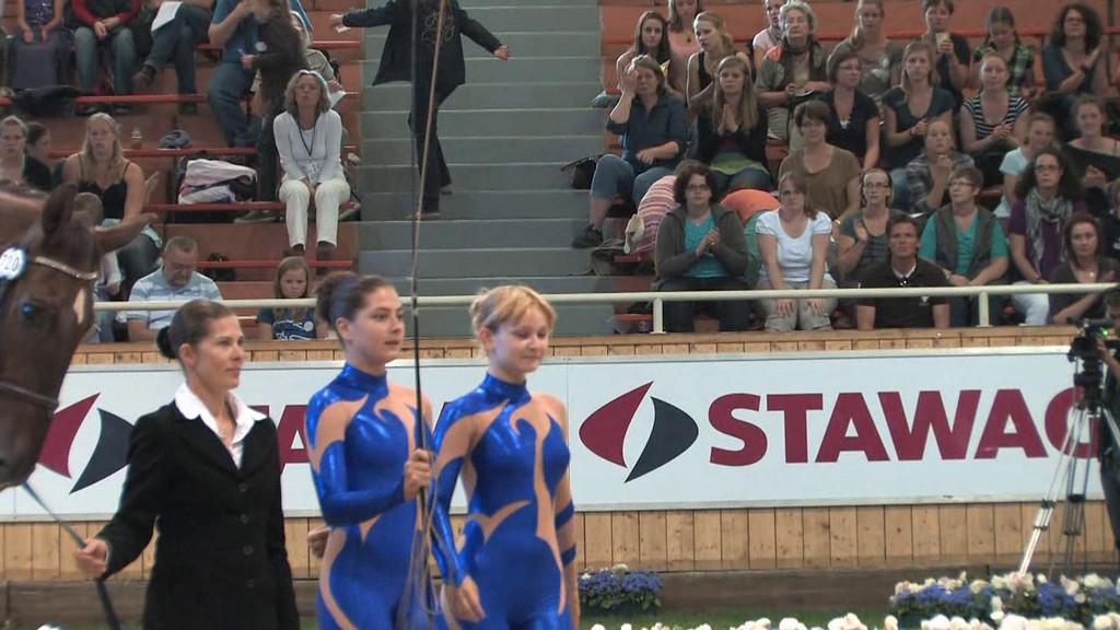 TARASOVA, Svedlana EVDOKIMOVA, Elizaveta  Pas de Deux - Freestyle Test