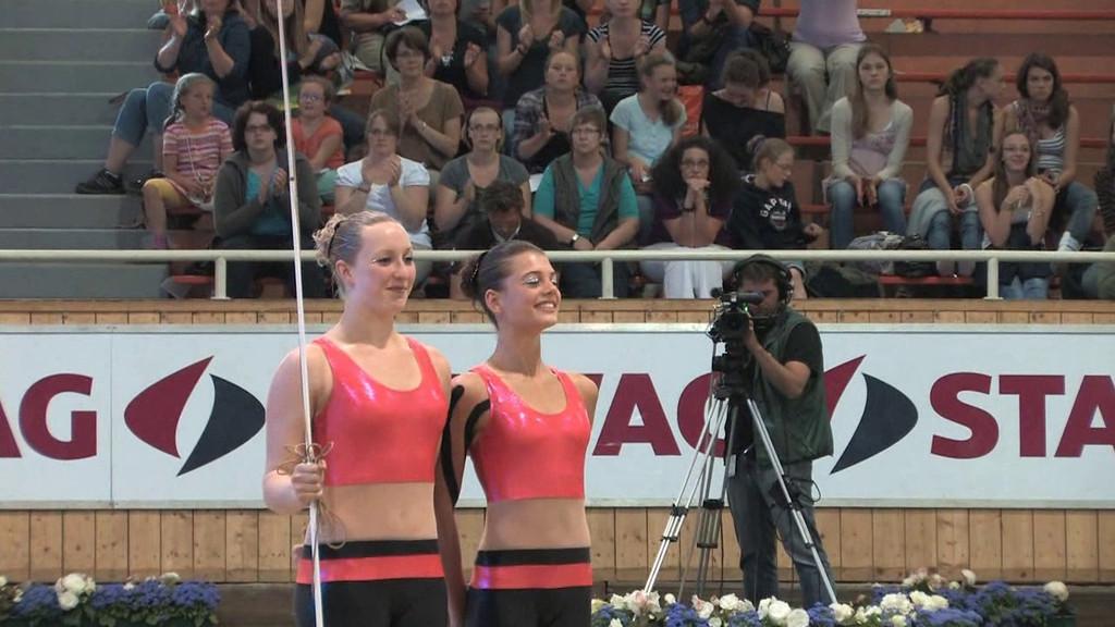 LEITGEB, Christina WILD, Lisa Pas de Deux - Freestyle Test