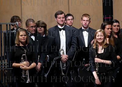 Symphonic band Nov 2010