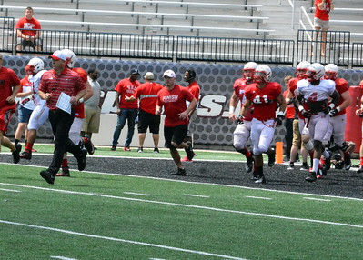 WKU Red-White Spring Game
