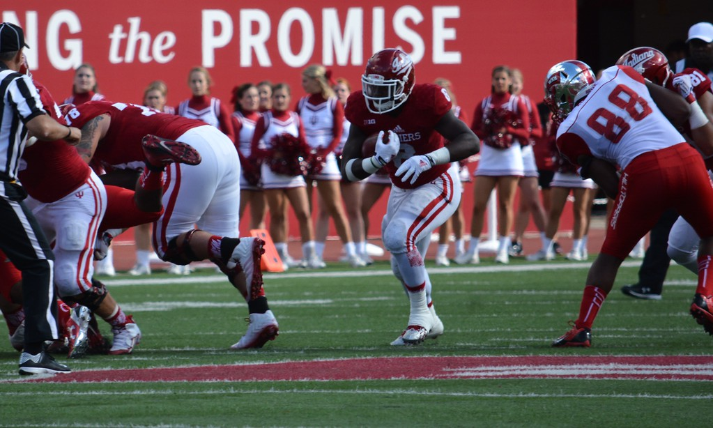IU rushing