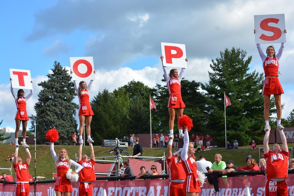 Go Tops!