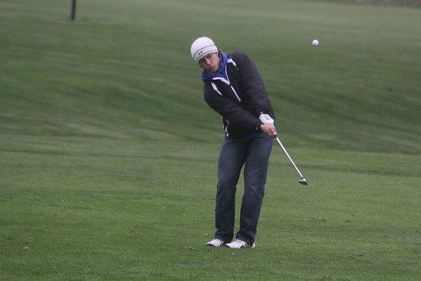 WL boys' golf at Rock River 4-26