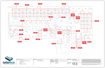 Aronson floor plan