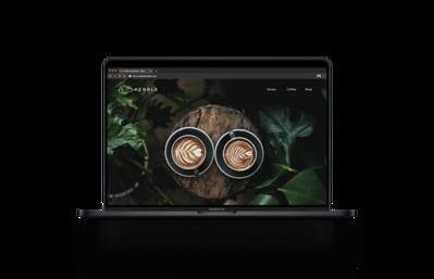 Macbook Pro 2018 Mockup by Asylab