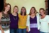 20090819 WMBA Lunch Bunch_7 at Otters  L to R Kat Speer w Tarryn Smith w Stacy Flankey w Jolene Kay w Brandi Simms