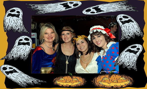 20091028 WMBA/SOLID Halloween Party