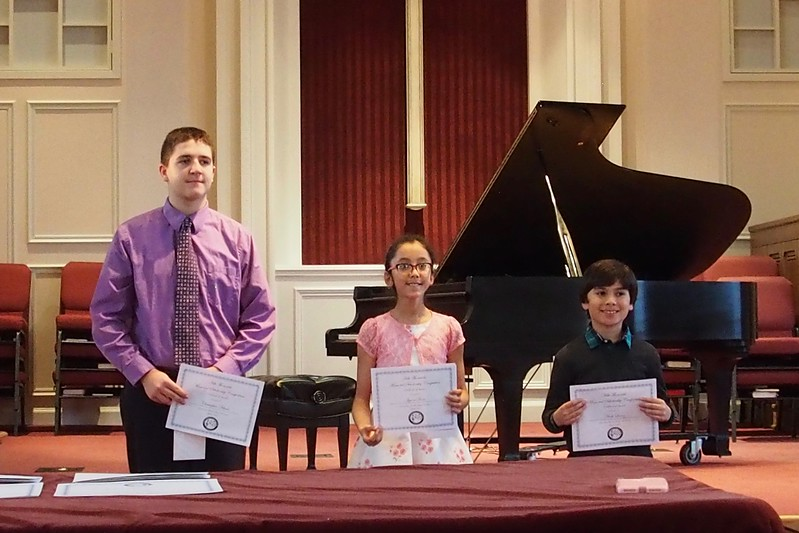 Kiki Thomaidis Winners' Recital, Mar 5, 2017