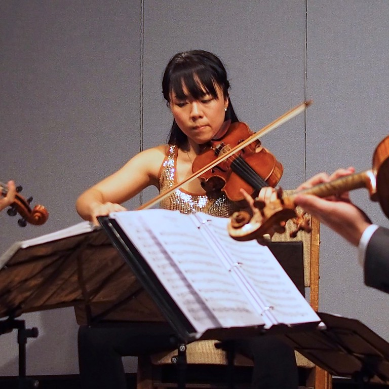 Attacca String Quartet, Sep 24, 2016