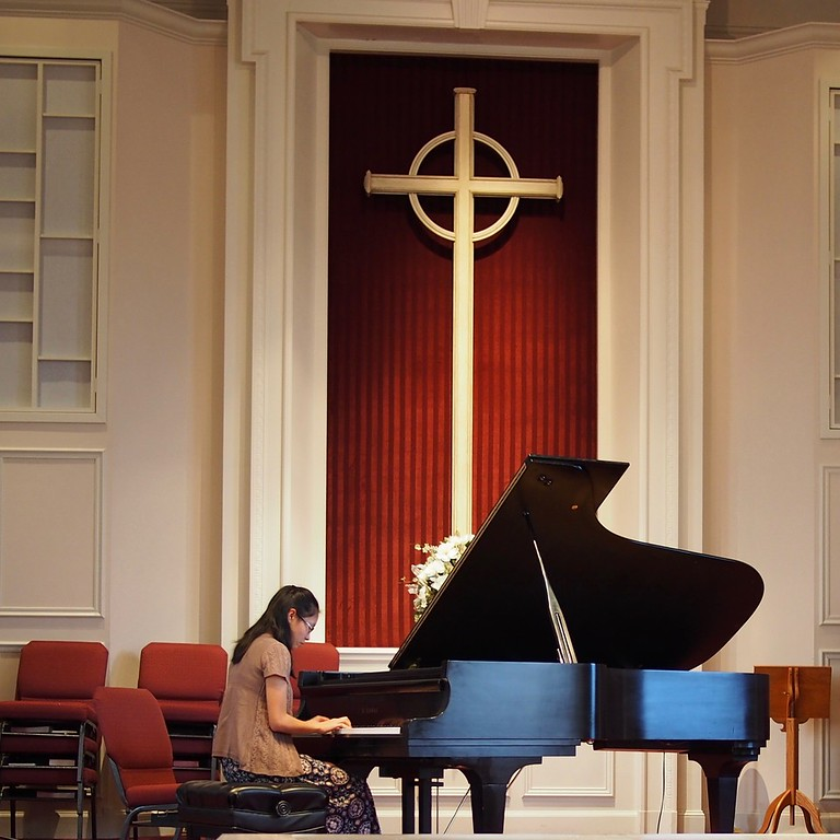 WMC Scholarship Competition Winner's Recital, March 6, 2016.