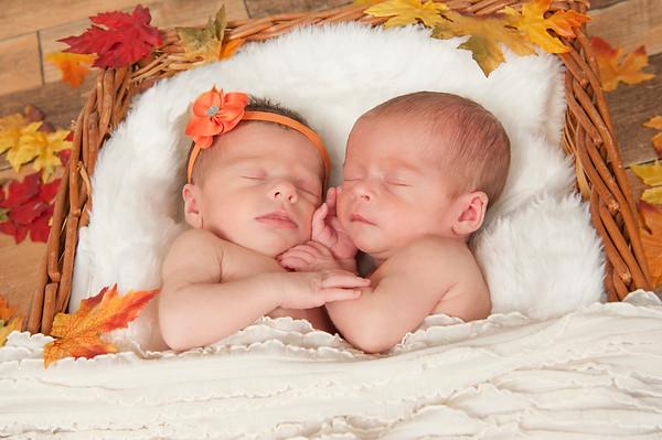 Mason & Kinsley | Twins