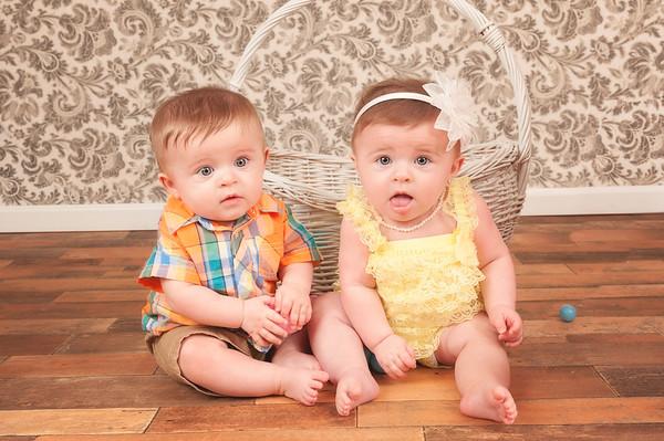 Oak | Twins 6mths