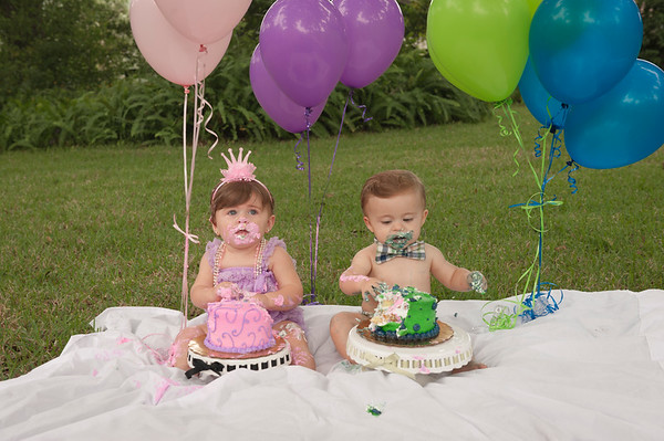 Oakes Twins | 1 year
