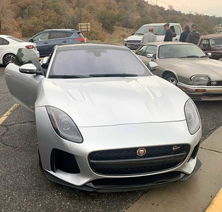 Another view of the Furner F-type, freshly acquired.
