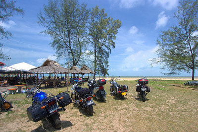 West Malaysia Loop Ride