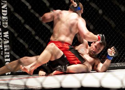 Michael Blair over Alfredo Montero 1st rd TKO