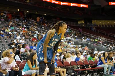 WNBA 2013 - The Minnesota Lynx visit the New York Liberty