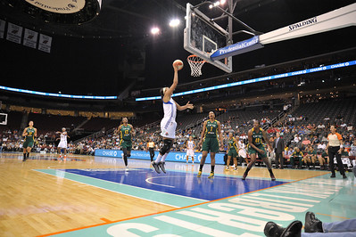 WNBA 2013 - The Seattle Storm visit the New York Liberty