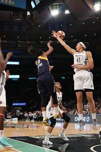 WNBA 2015 - The Indiana Fever Visit the New York Liberty 6/19/2015