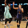 WNBA 2016 - The Phoenix Mercury Visit the New York Liberty