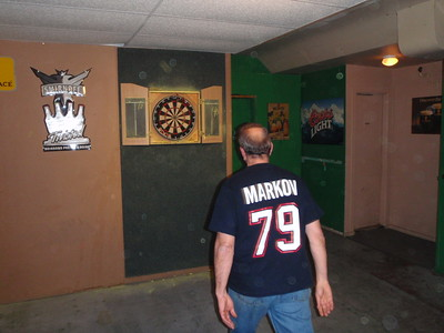 Wednesday Night Dart League